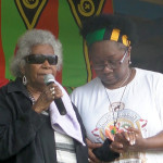Vanuatu Commemoration Day 28th July 2013 - Patron Aunty Bonita Mabo