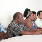 Press Conference Vanuatu Commemorations 2013