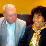 Prof Clive Moore & Prof Gracelyn Smallwood Sydney Ideas 2013