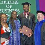 ASSI-PJ team member, Shola Diop graduates Winthrop University