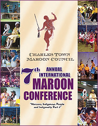 7th Annual International Maroon Conference