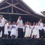 Honiara Cultural Centre Commemoration songs