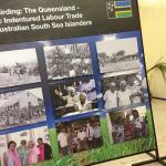 Main Panel Blackbirding Exhibition - Honiara Solomons
