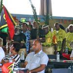 Sorry Ceremony by Ni Vanuatu Delegation