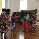 supporting our Torres Strait Islander organisation Lagaw Kodo Mur event at St Johns Hall July 2013