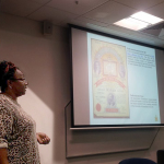 Emelda Davis presentation on activism and the white Australia policy