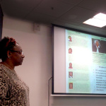 Emelda Davis presentation on Bonita Mabo