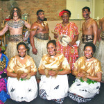 Duavati Dance Troop - Recognition Day Sydney 2012 (Agnes Ware front left)