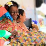 Emelda & Melina - Fiji Day 2012