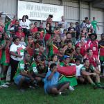Vanuatu Rugby Team - Sydney 2012