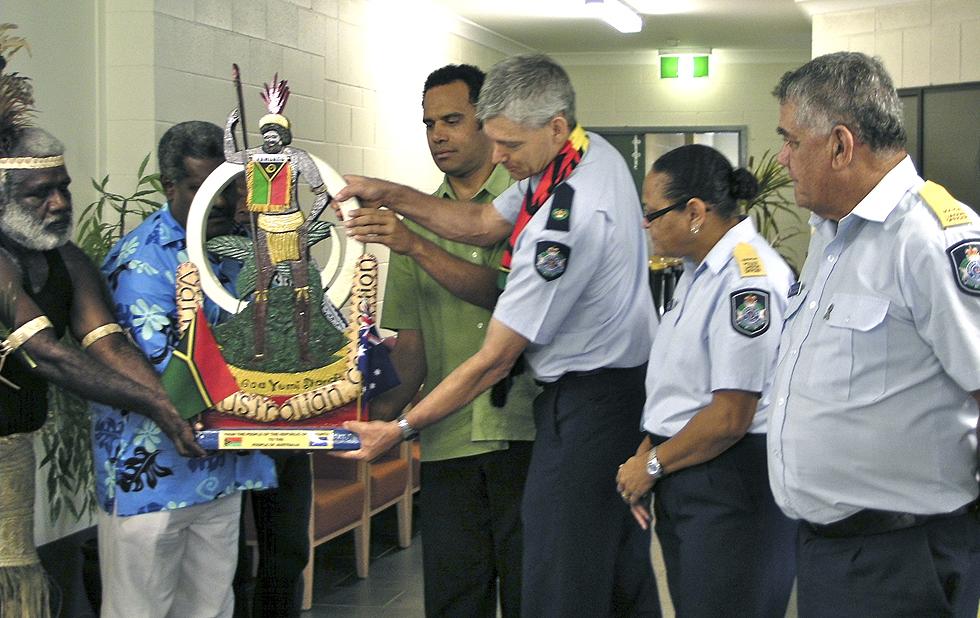 GALLERY - Australian South Sea Islanders - Port Jackson