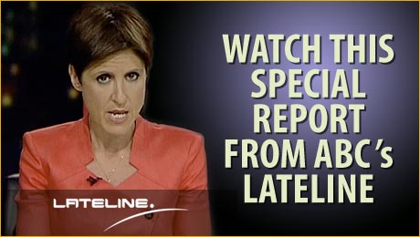 lateline special report on ASSIs