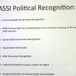 ASSI political recognition, Mauritius presentation power point extract