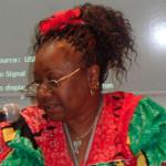 Emelda Davis, Mauritius presentation