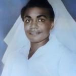 Nellie Enares graduates Brisbane 1953-1961 as registered nurse