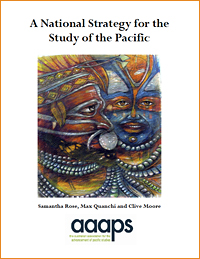A National Strategy for the Study of the Pacific