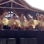 Traditional Solomon Island dancers commemorate their ancestors