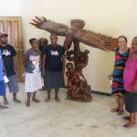 Leona Byquar & her Solomon family