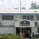Soloman Islands Police Station
